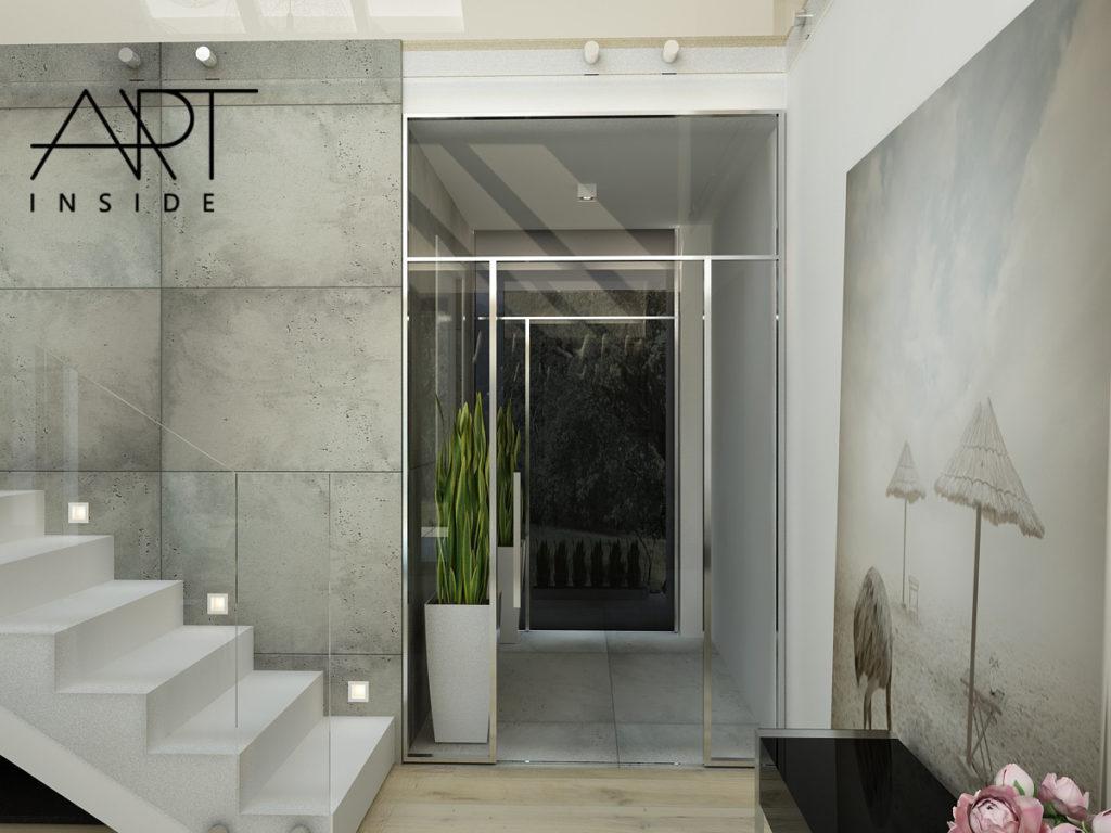 wnętrze luksusowego domu